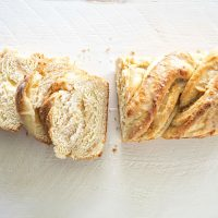 Key Lime Pie Babka