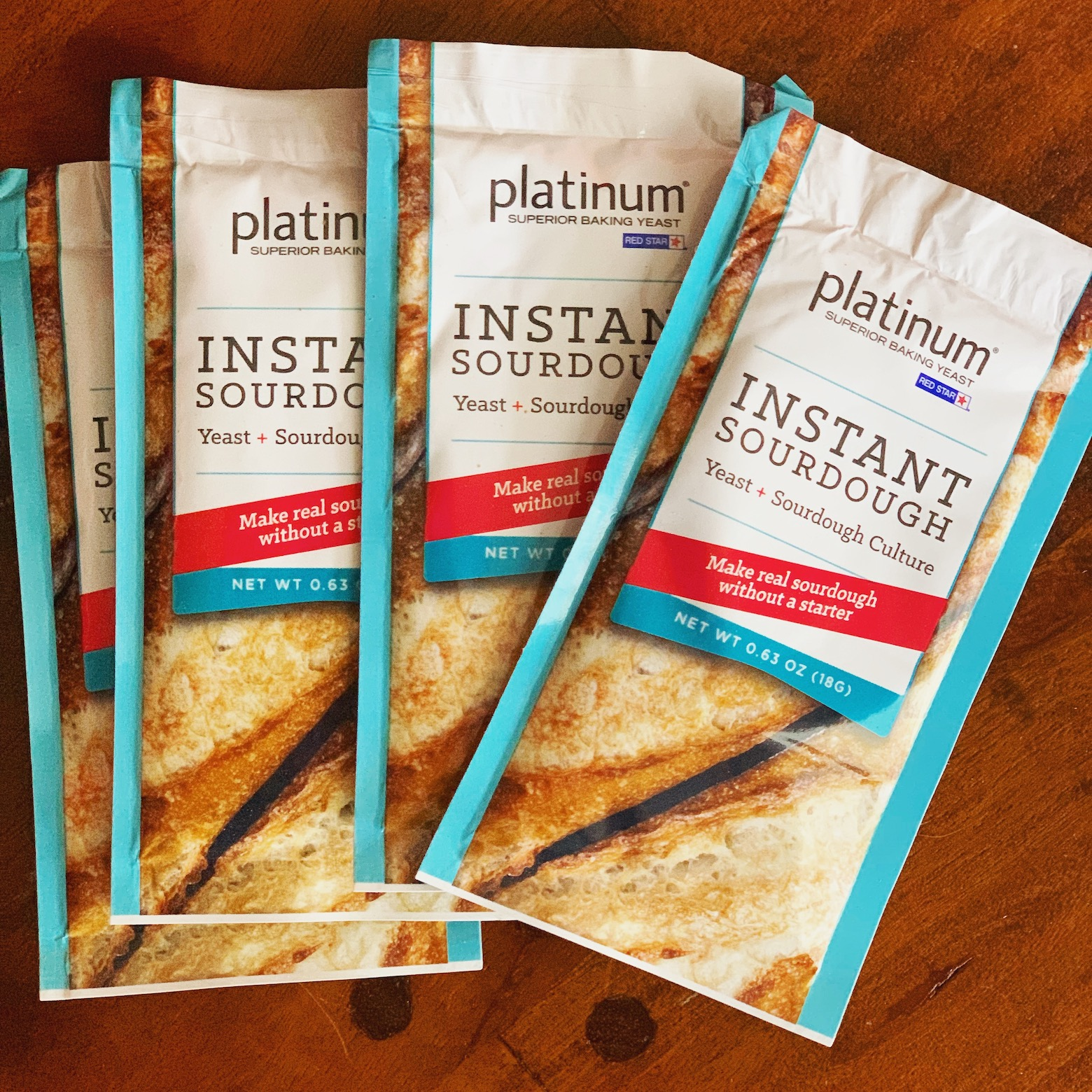 Platinum® Instant Sourdough