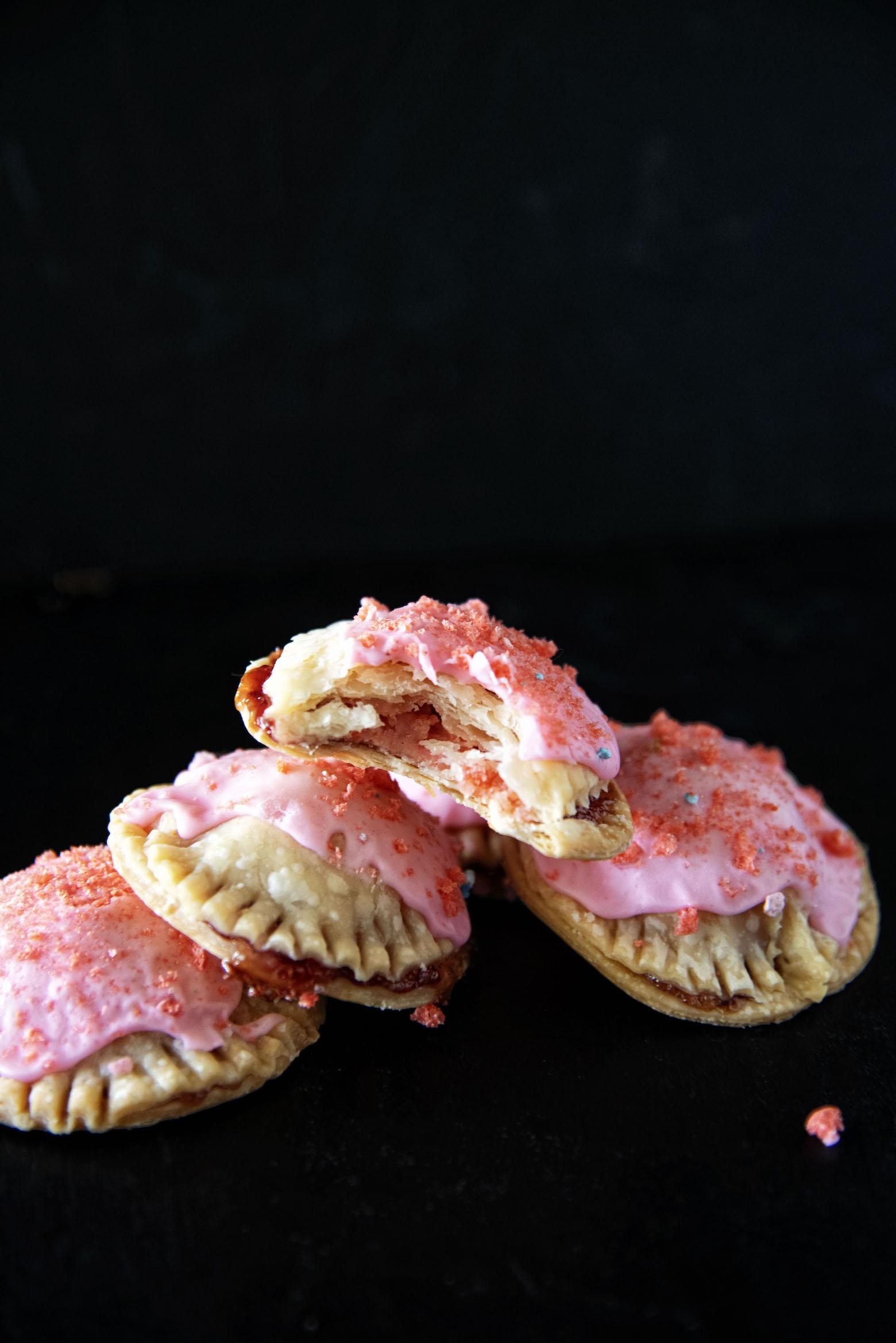 Franken Berry Hand Pies