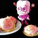 Franken Berry Hand Pies #HalloweenTreatsWeek