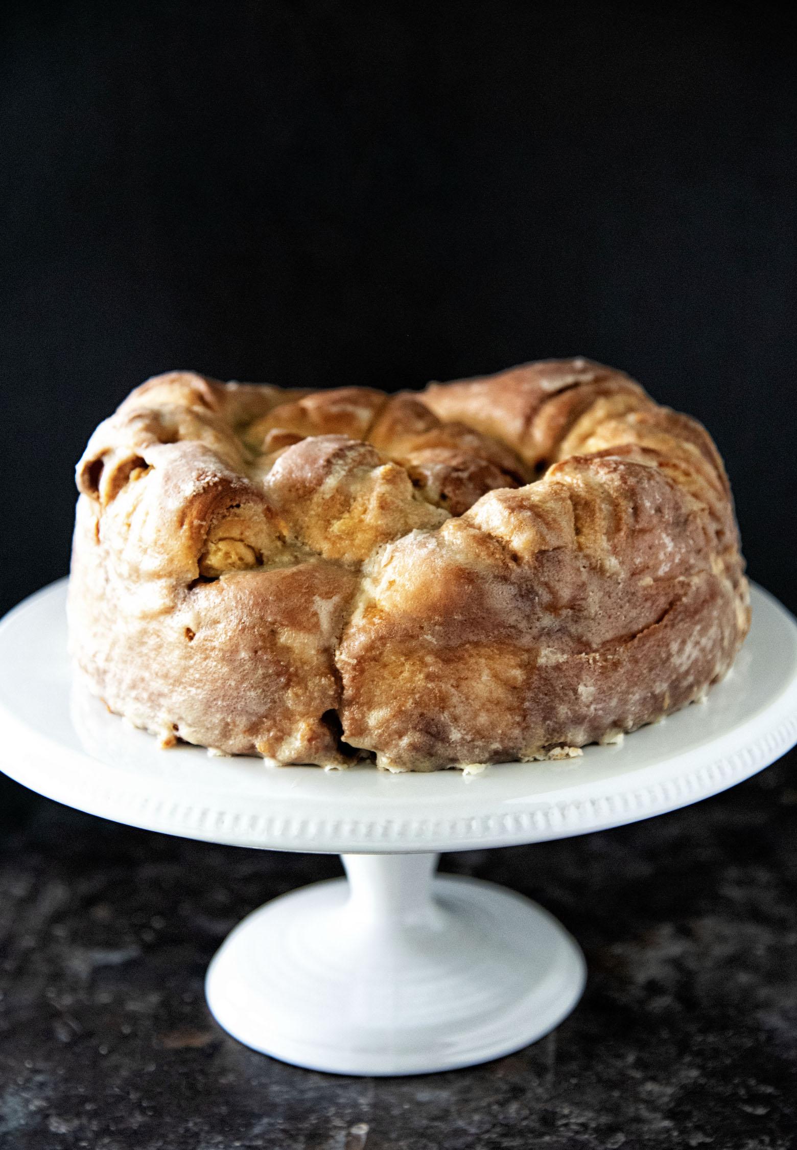 Hot Buttered Rum Spiral Loaf