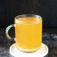 Hot Spiked Cinnamon Apple Cider