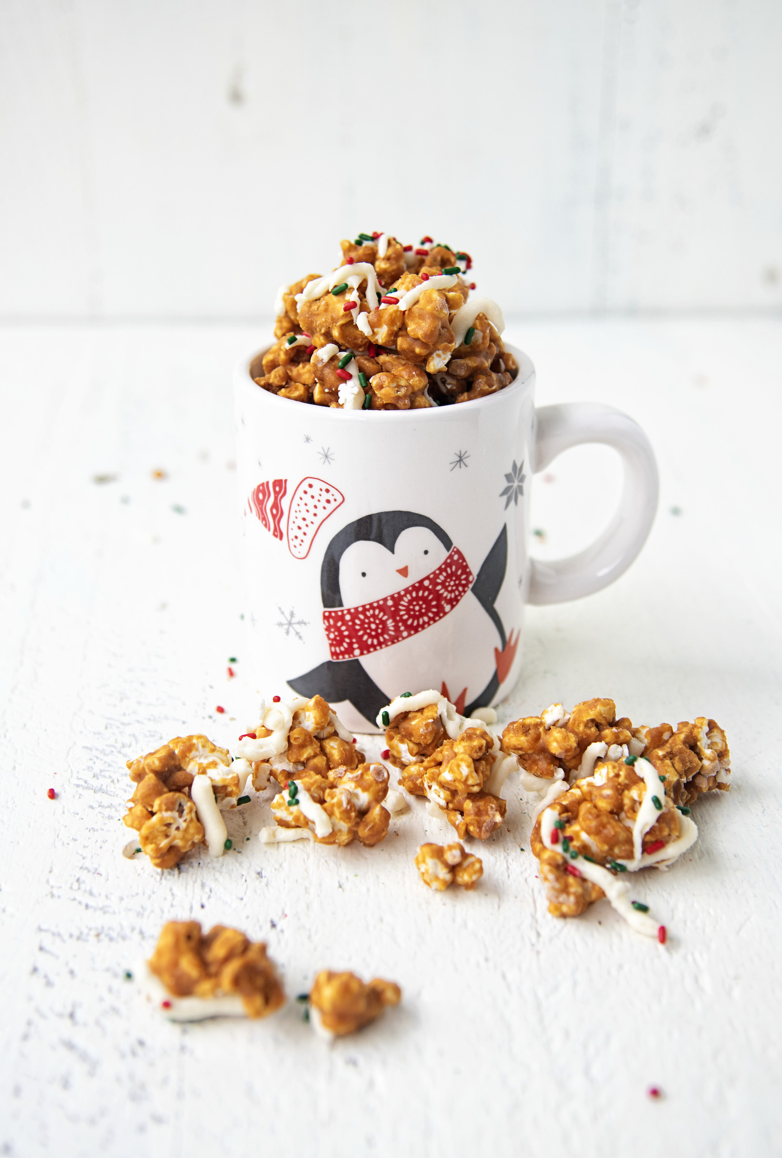 Sugar Cookie Caramel Corn