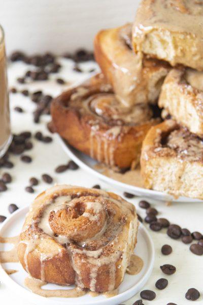 Cinnamon Dolce Latte Sweet Rolls
