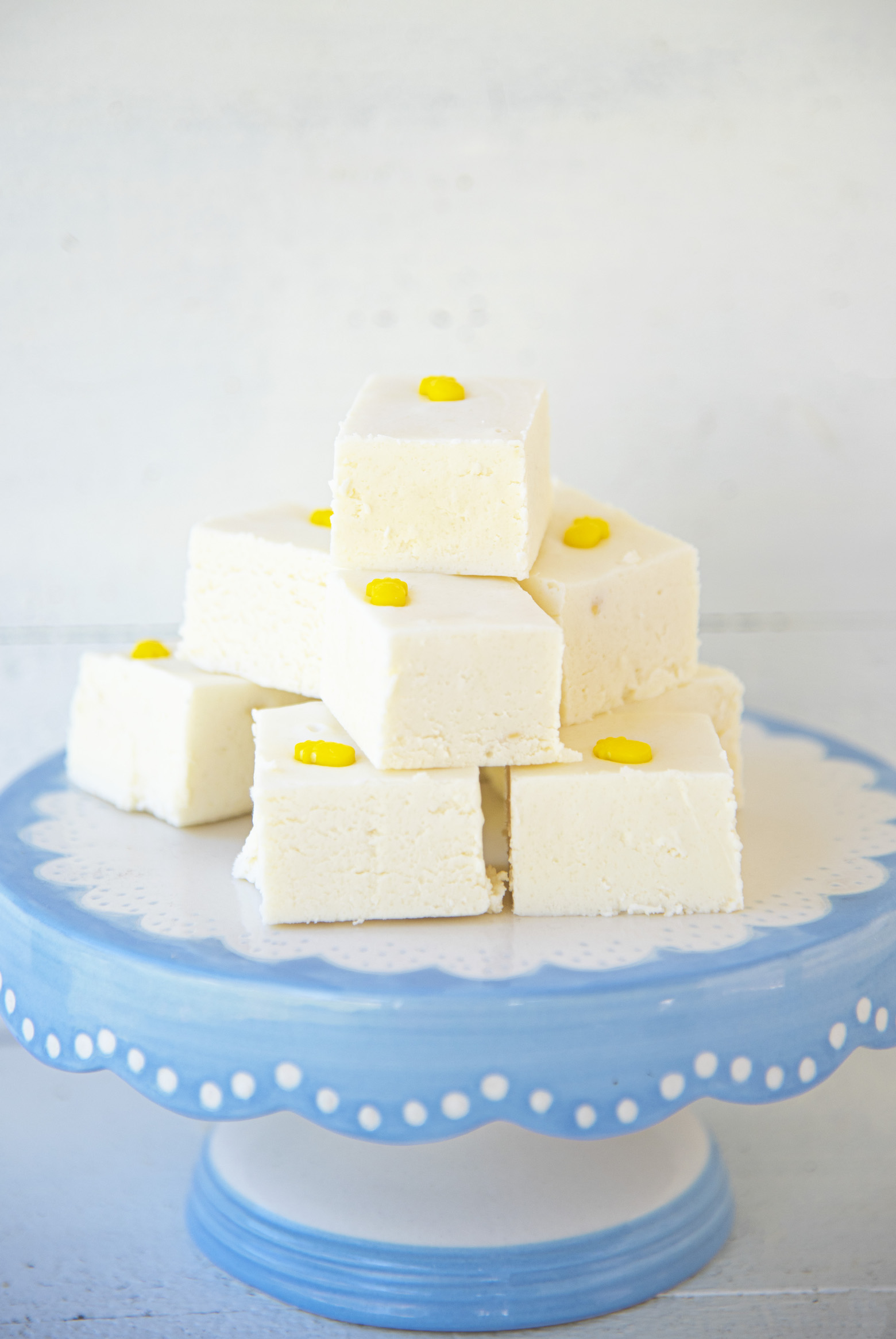 Dole Whip Pineapple Fudge