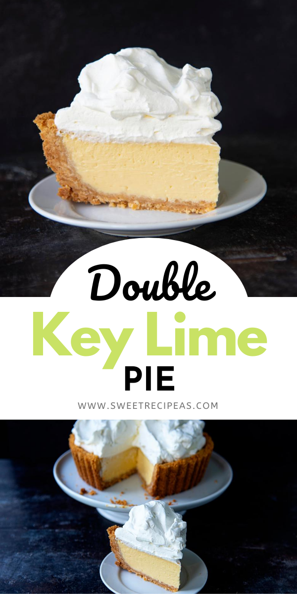 Double Key Lime Pie