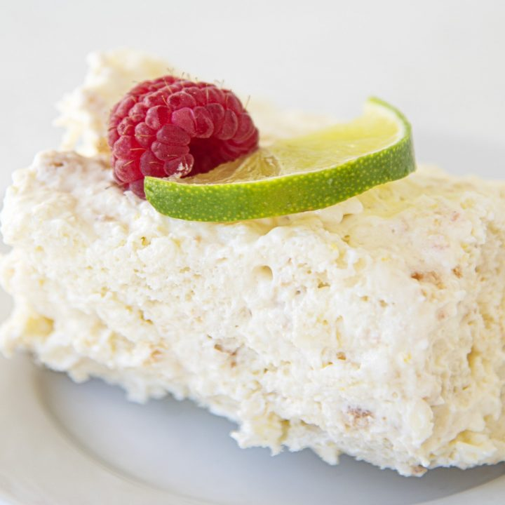 Key Lime Angel Dessert