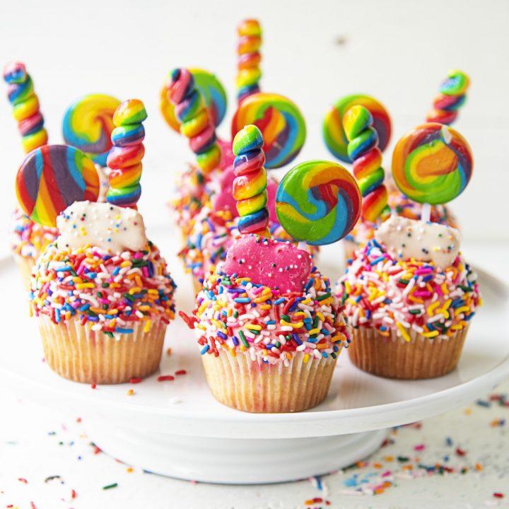 Circus Sprinkle Mix Cake decorating cupcake sprinkles