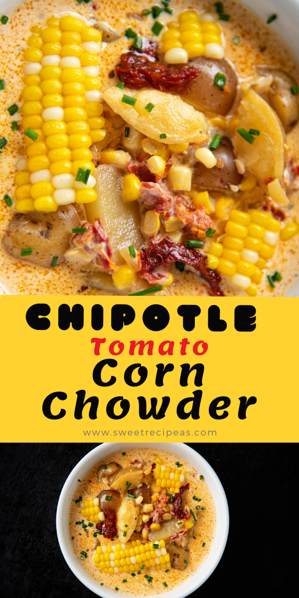 Chipotle Tomato Corn Chowder