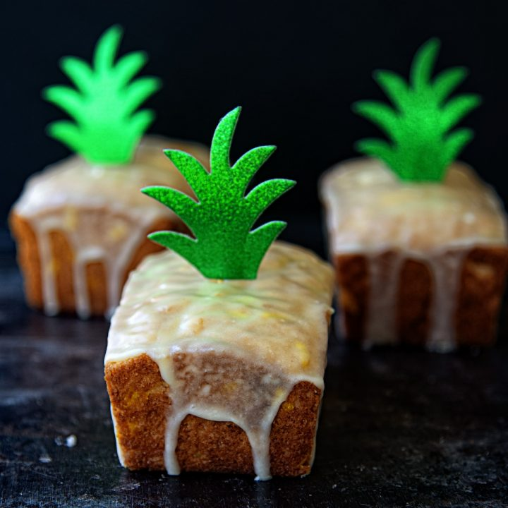 Dole Whip Pineapple Quick Bread