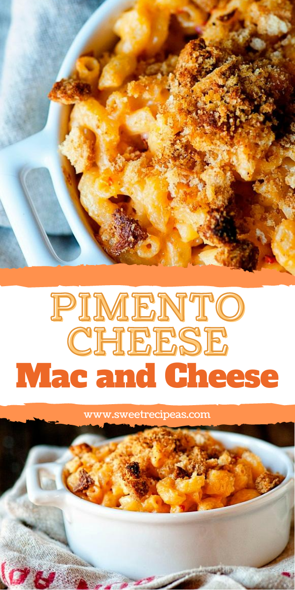 Pimento Cheese Mac and Cheese