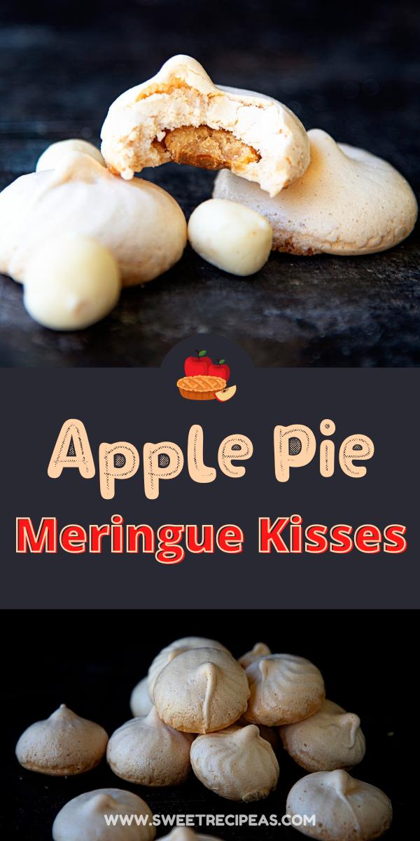 Apple Pie Meringue Kisses