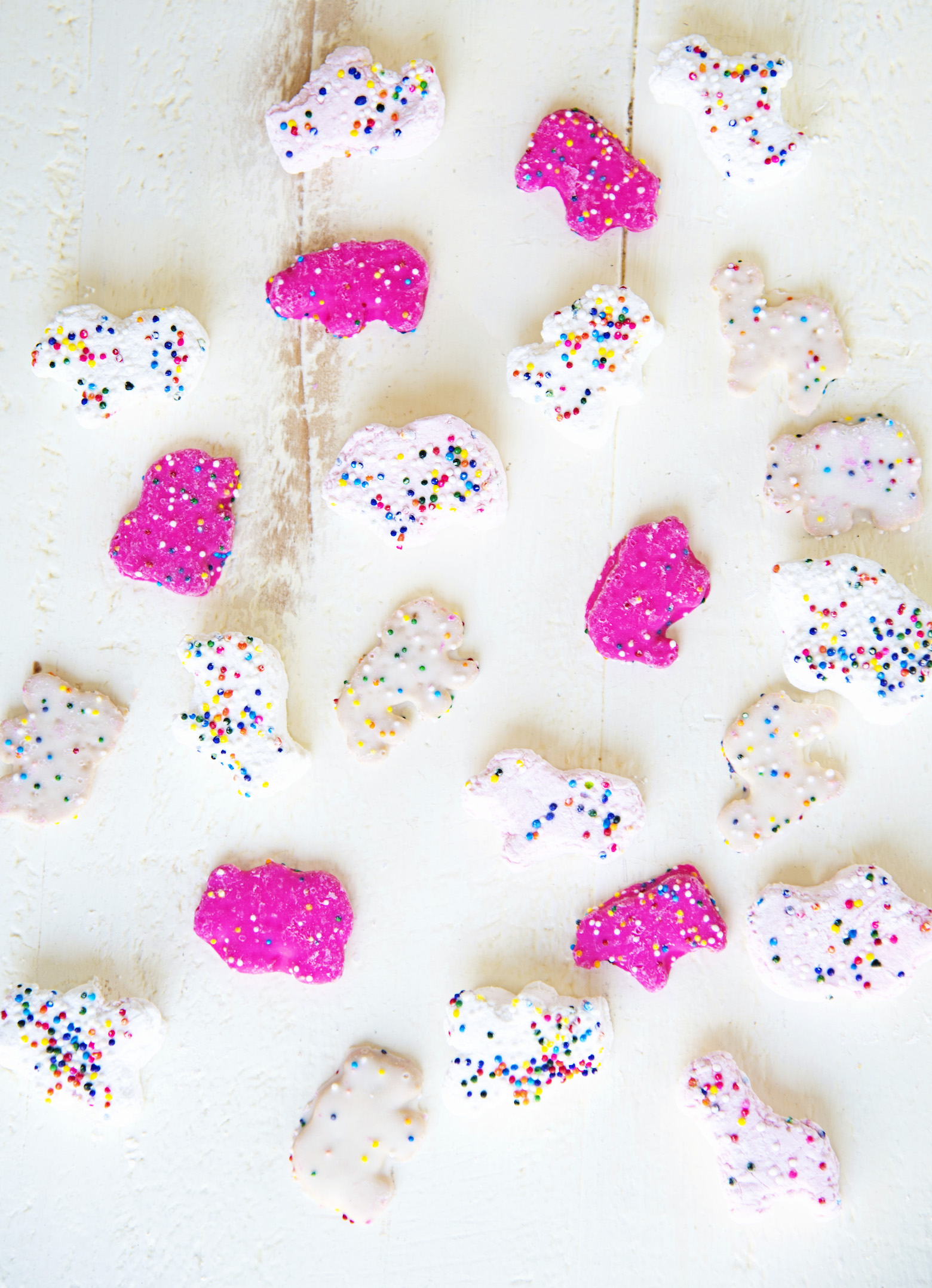 Circus Animal Cookie Marshmallows