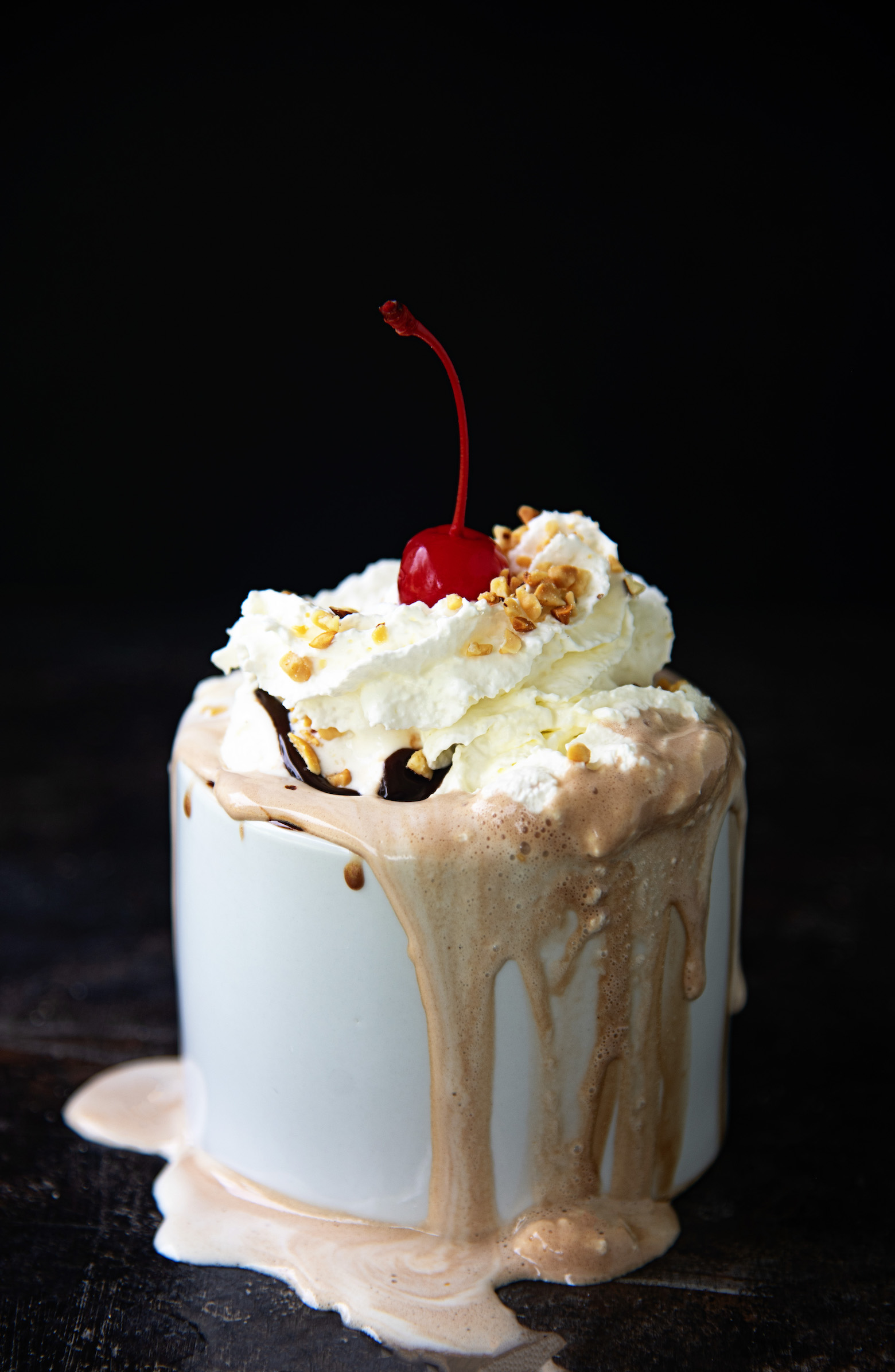 Hot Fudge Sundae Hot Chocolate