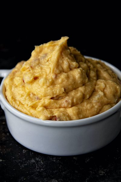Pimento Cheese Mashed Potatoes