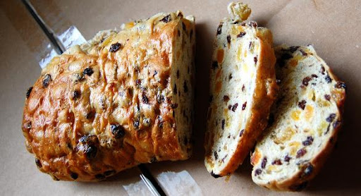 Dried Fruit Bread
