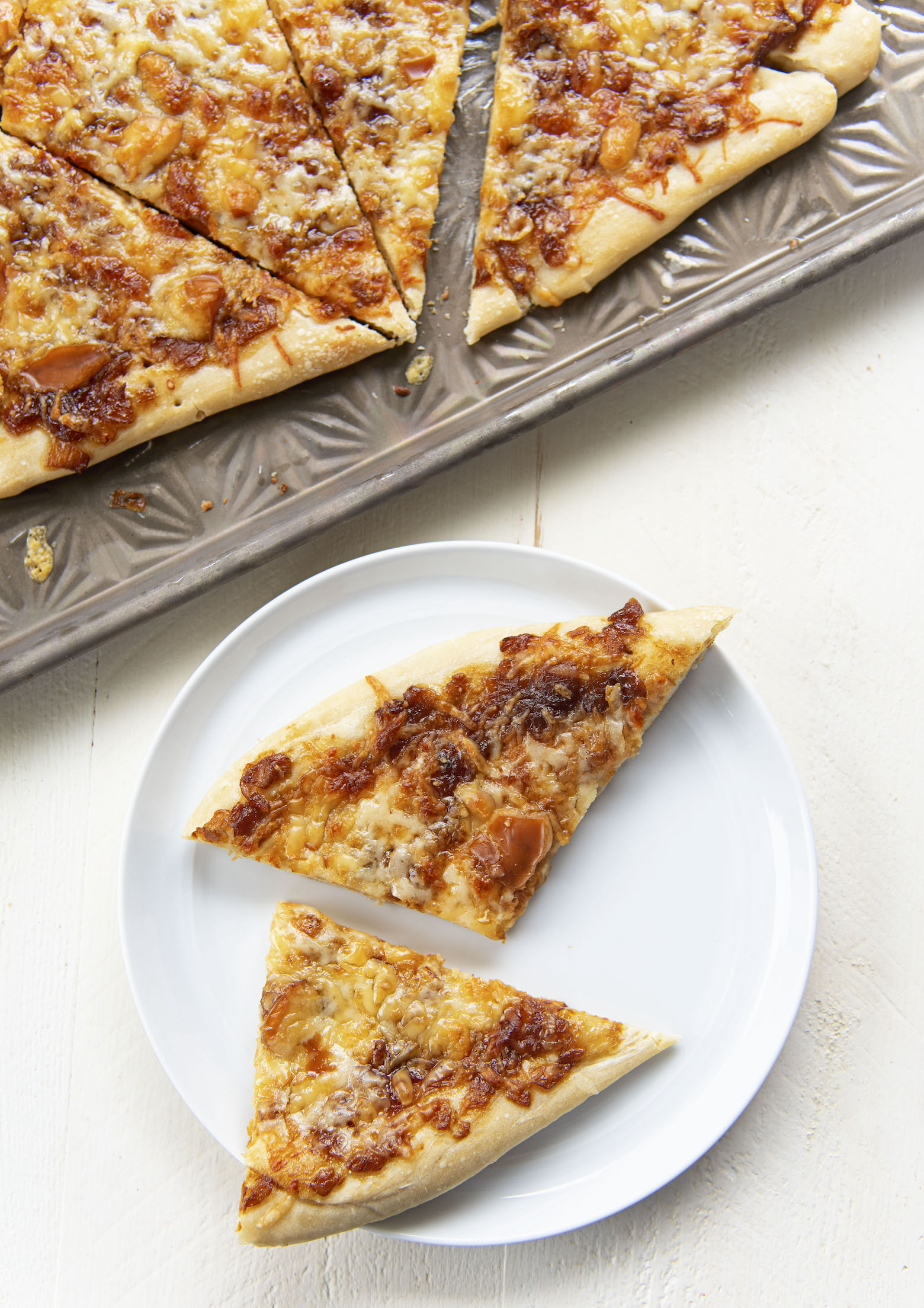 French Onion Soup Flatbread