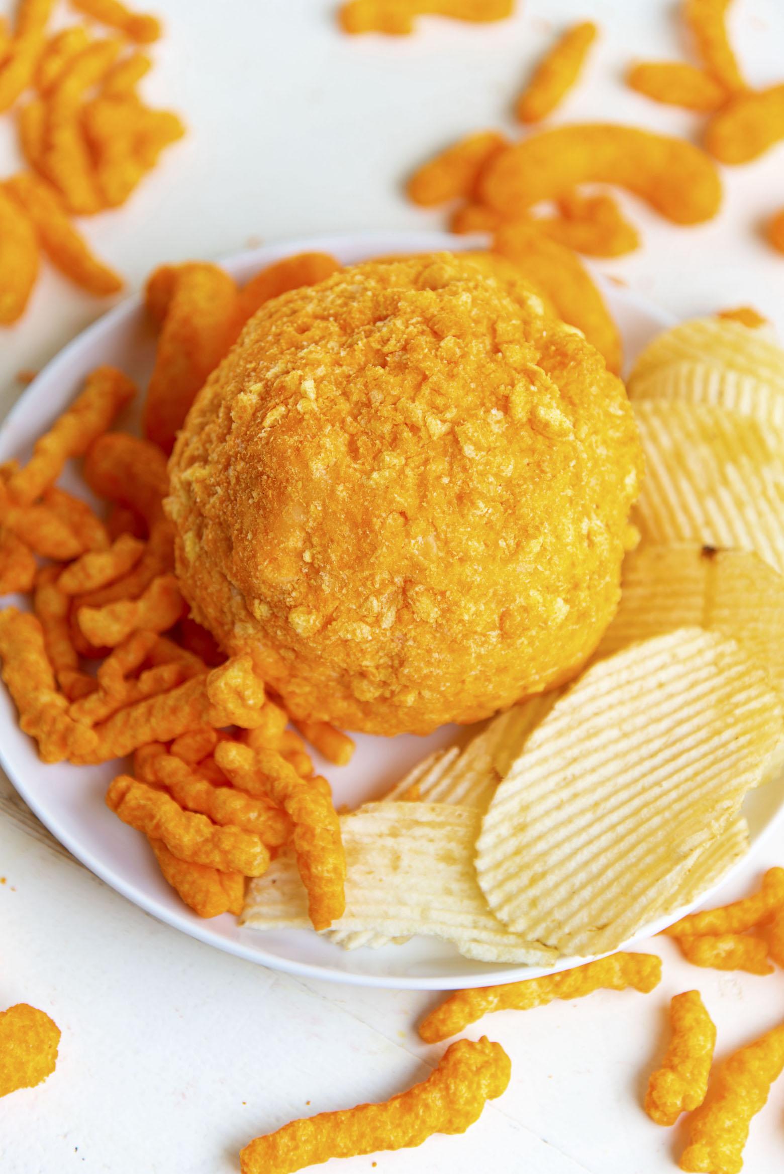 Cheetos Three Cheese Cheeseball
