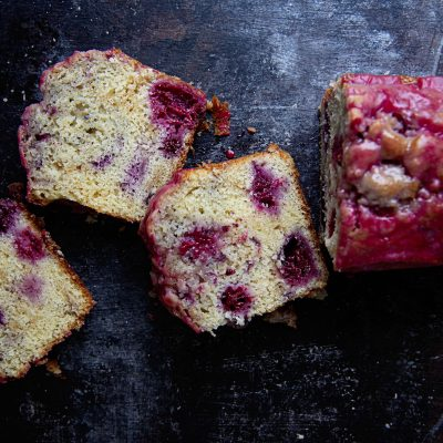 Berry Fritter Quick Bread
