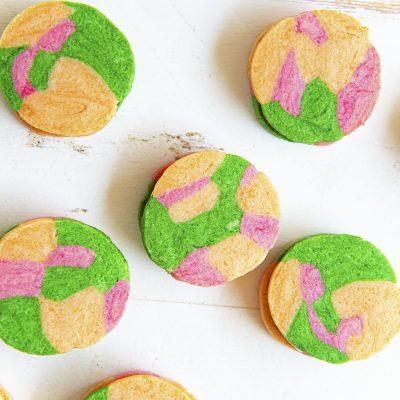 Rainbow Sherbet Sandwich Cookies #SummerDessertWeek